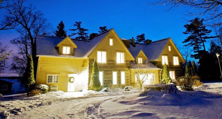 Eganridge Resort, Golf & Spa - winter