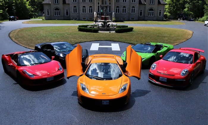 Exotic Car Experience