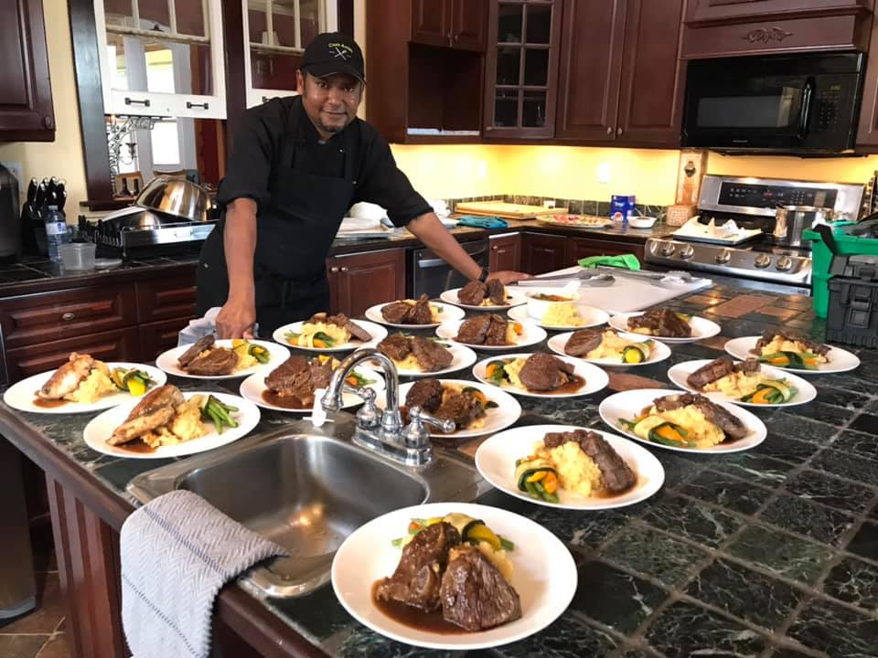 Private Chef Aneel Hergash
