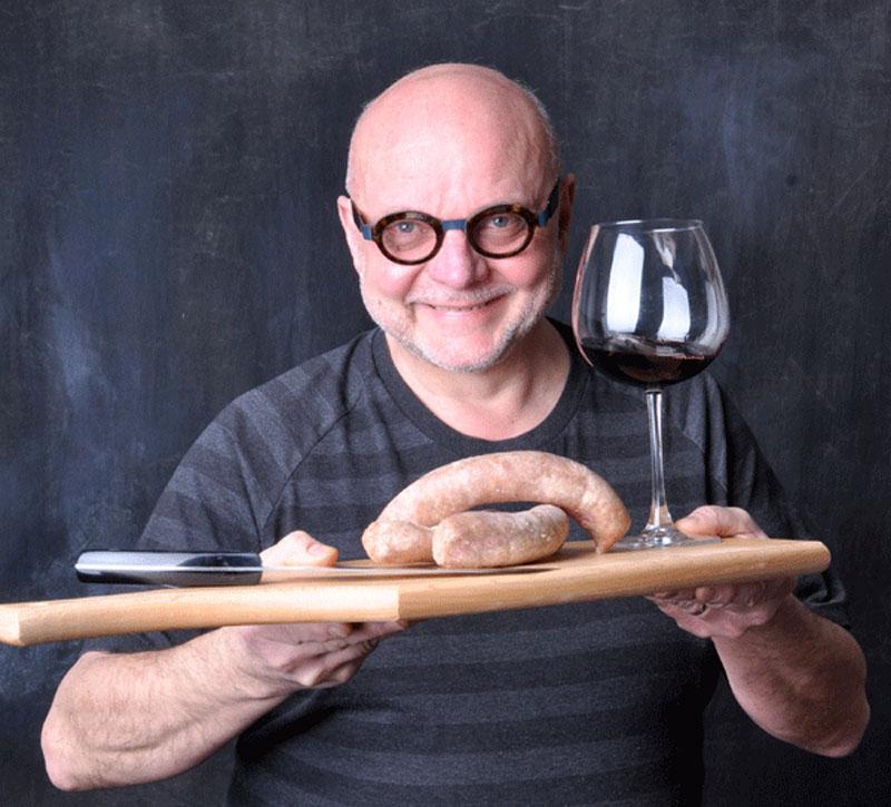 Angelo Bean Italian Cooking Class