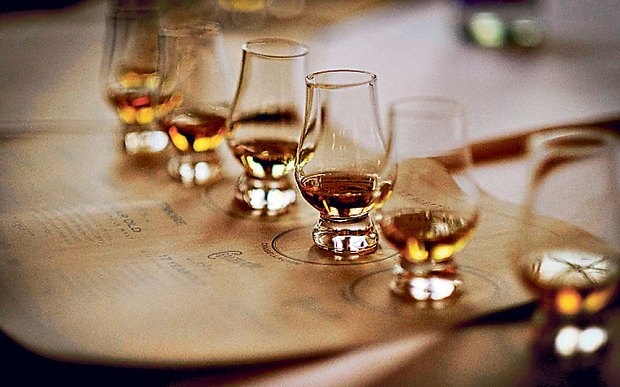 The Scotch Experience | Exclusive Tastings w/ Johnnie Walker's National Whisky Consultant - Stuart Brown