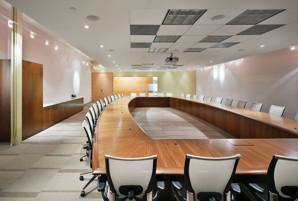 Mississauga Corporate Events & Meetings Centre - Boardroom