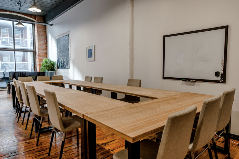 Nuage-B | Trendy Downtown Montreal Meeting & Offsite Spaces