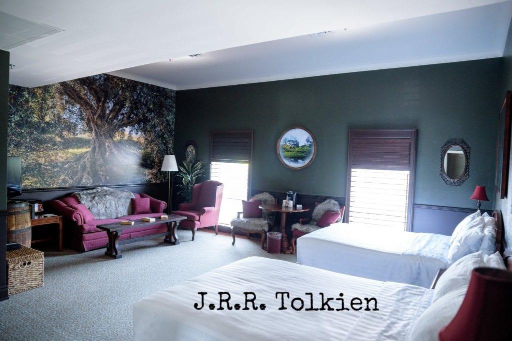 Arlington Hotel - JRR Tolkien