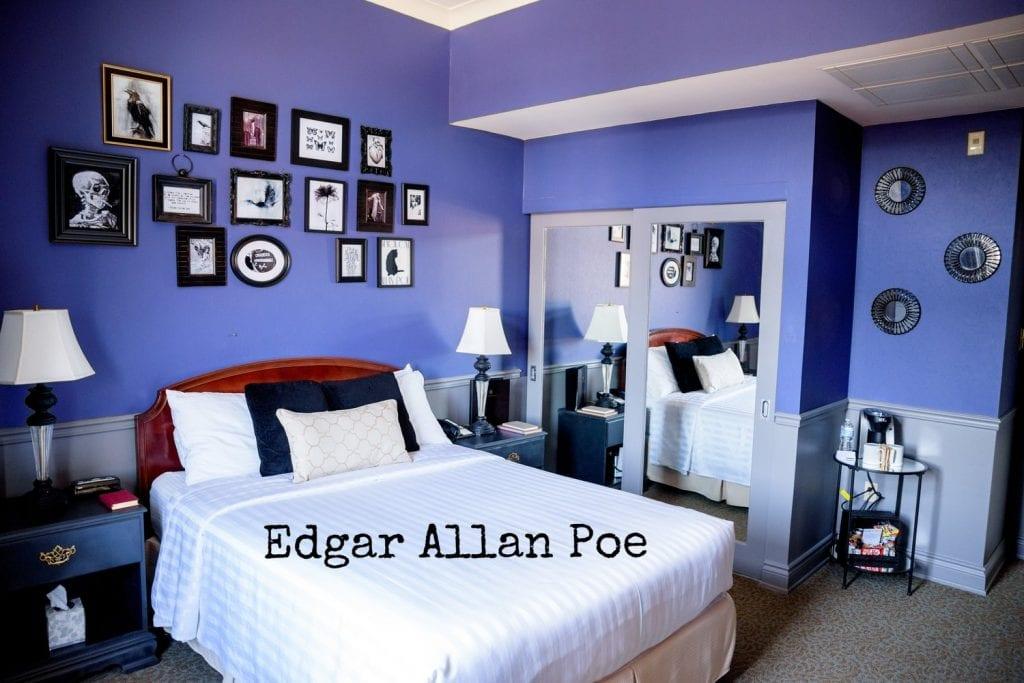 Arlington Hotel - Edgar Allan Poe