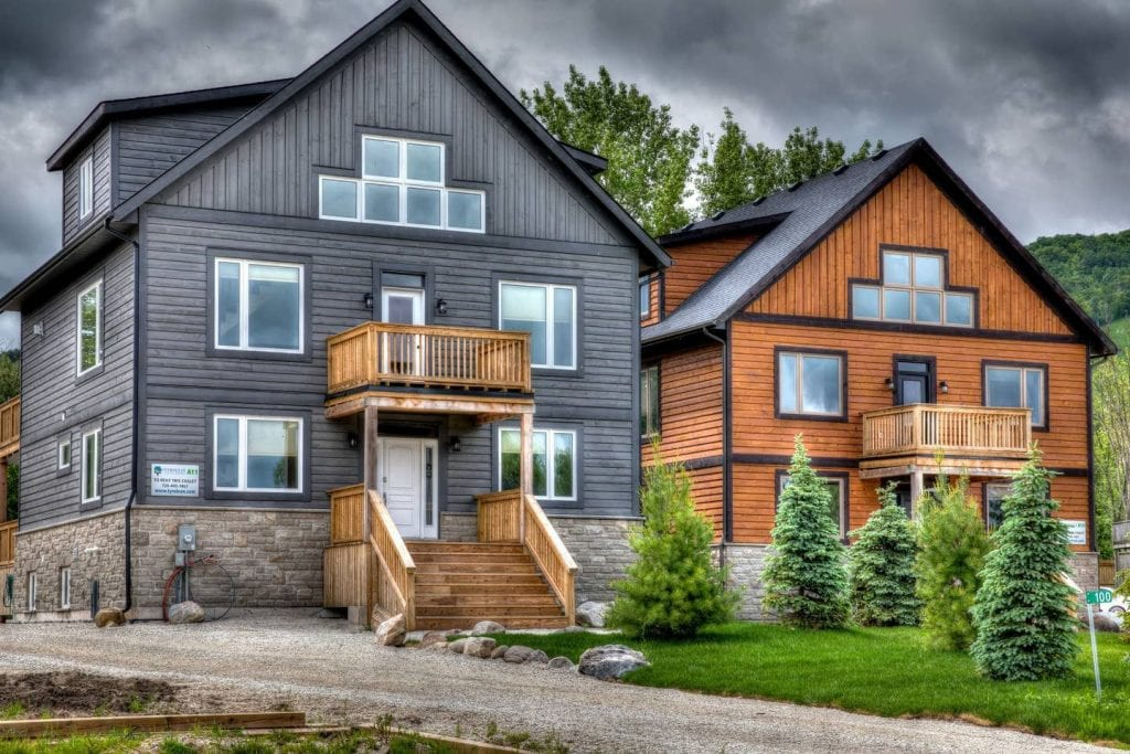 Tyrolean Village Resorts at Blue Mountain Chalet
