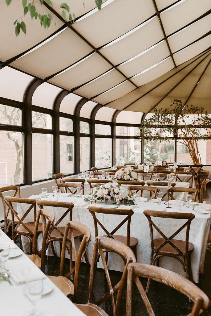 La Maquette | Two-Story Art Deco Event Space