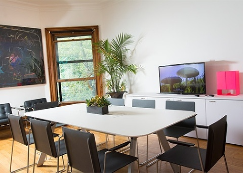 Berkeley Innovation Centre | 3 Meeting Spaces in Historic Toronto Mansion Meetings