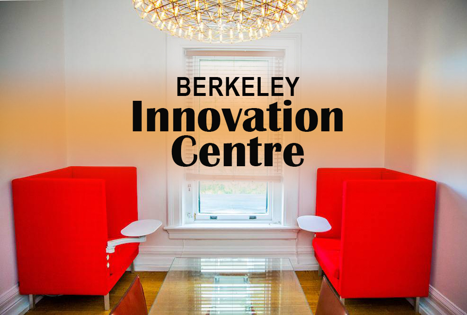 Berkeley Innovation Centre Logo