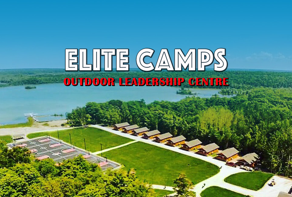 Elite Camps Outdoor Leadership Centre   Activity-Filled Retreats for up to 140 People logo