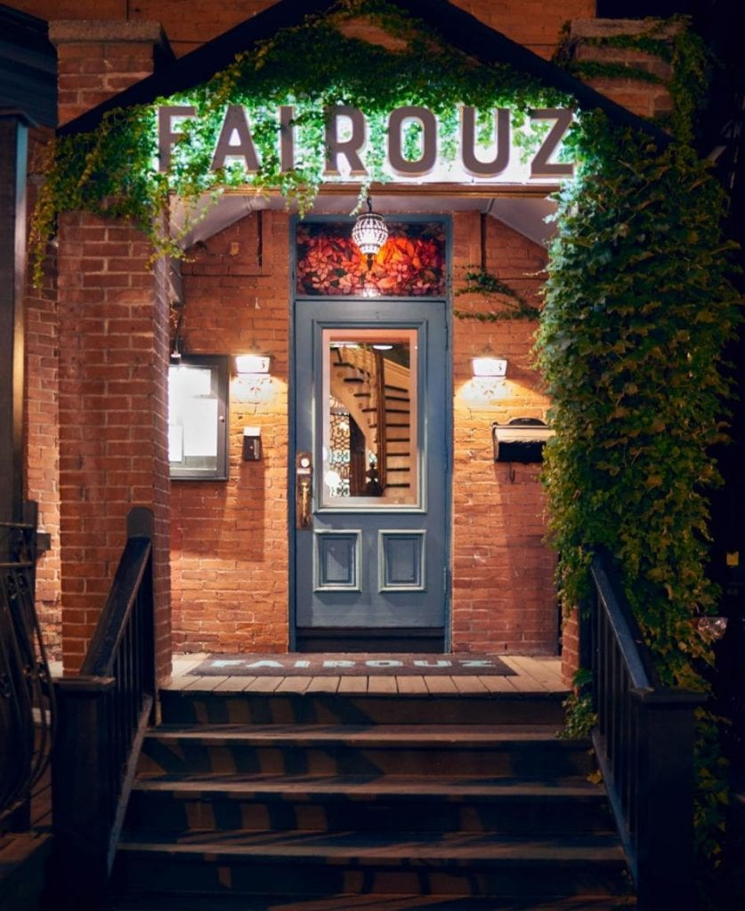 Fairouz Restaurant | Middle-Eastern Private Dining for up to 60 People
