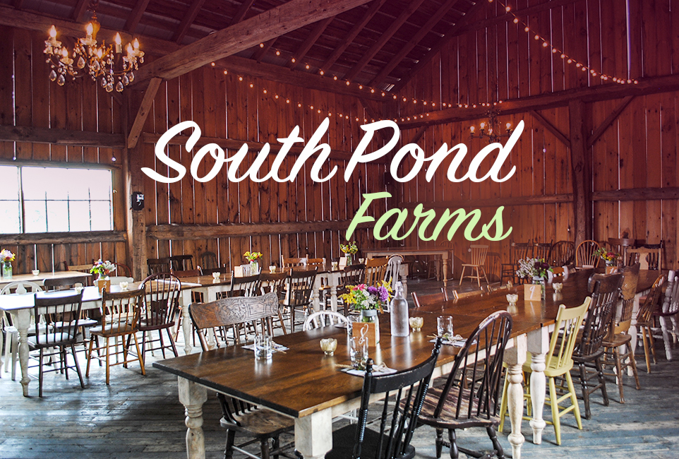 South Pond Farms | Country Experiences One Hour Outside Toronto
