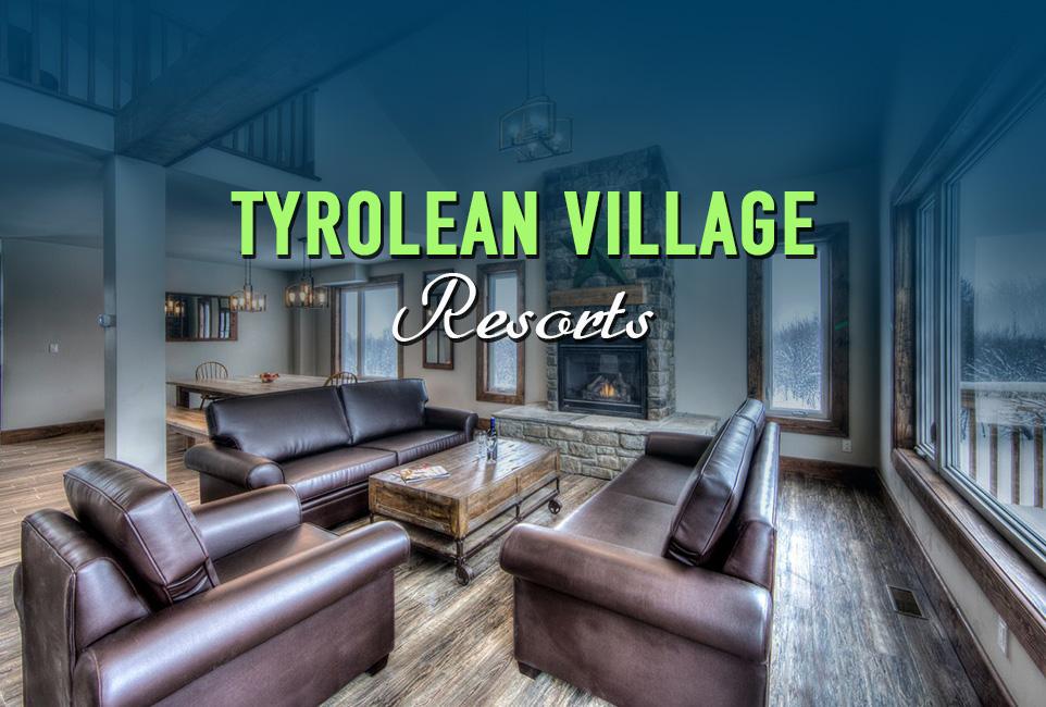 Tyrolean Village Resorts at Blue Mountain Logo
