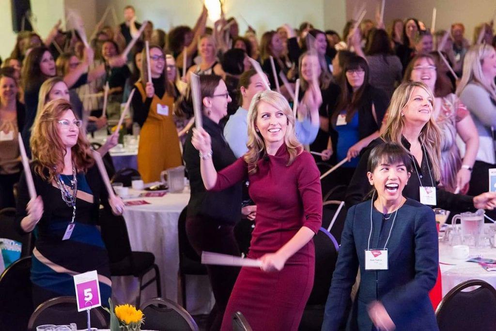 Inspiring Women Drumming Meditation for Events in Ontario