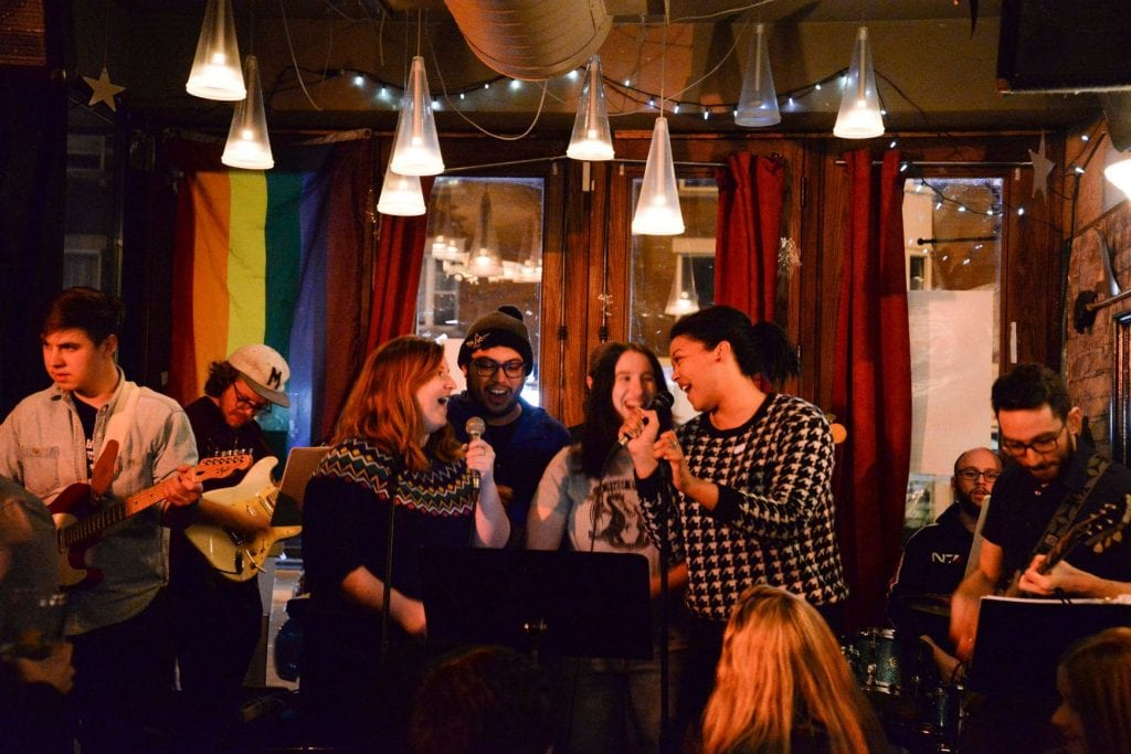 Beverley Street Group | Musicians, Live Karaoke & Music-Focused Workshops