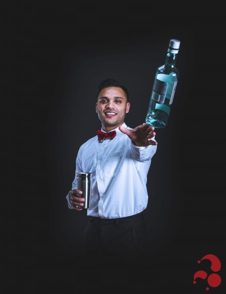 Flair Bartenders for Events in Toronto & All Ontario