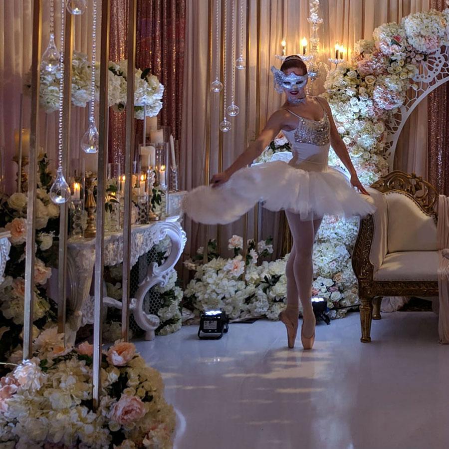 Roaming Ballerinas Jestr Events