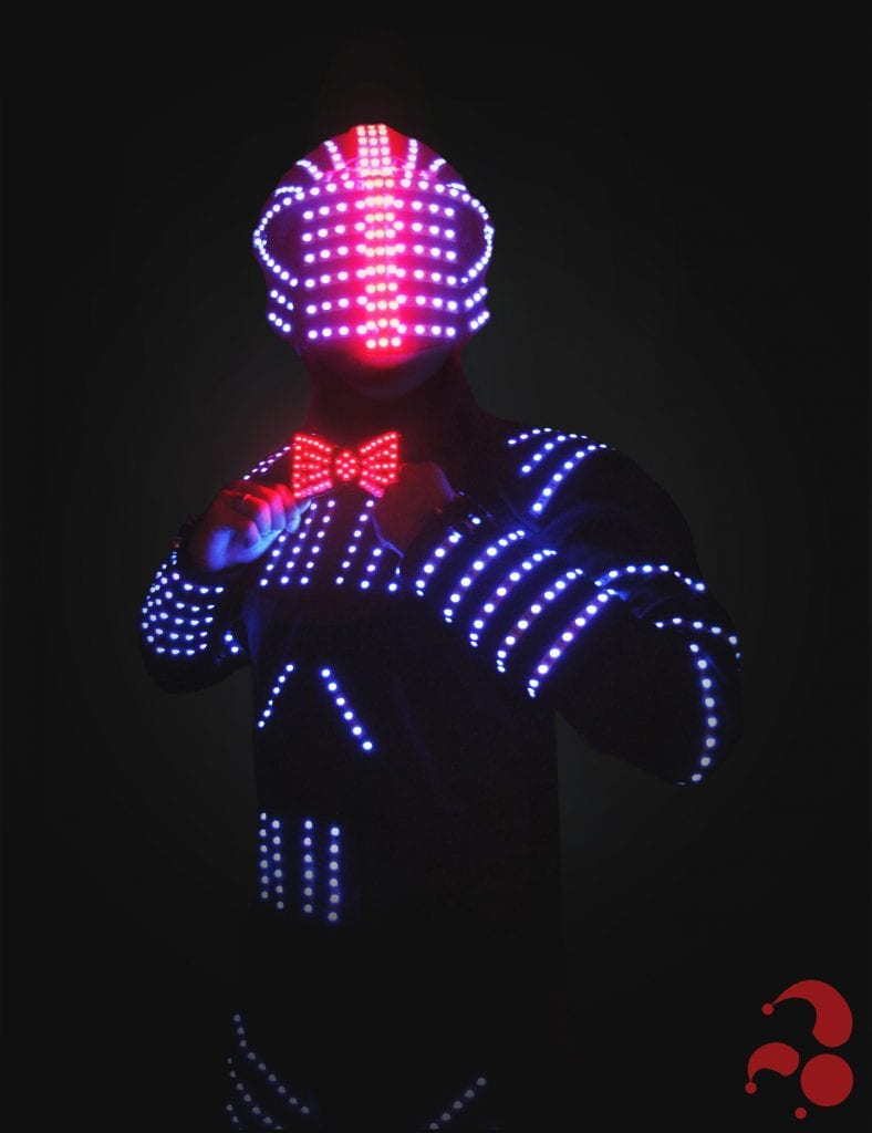 J-Tron the Epic Robot for Events in Toronto & All Ontario