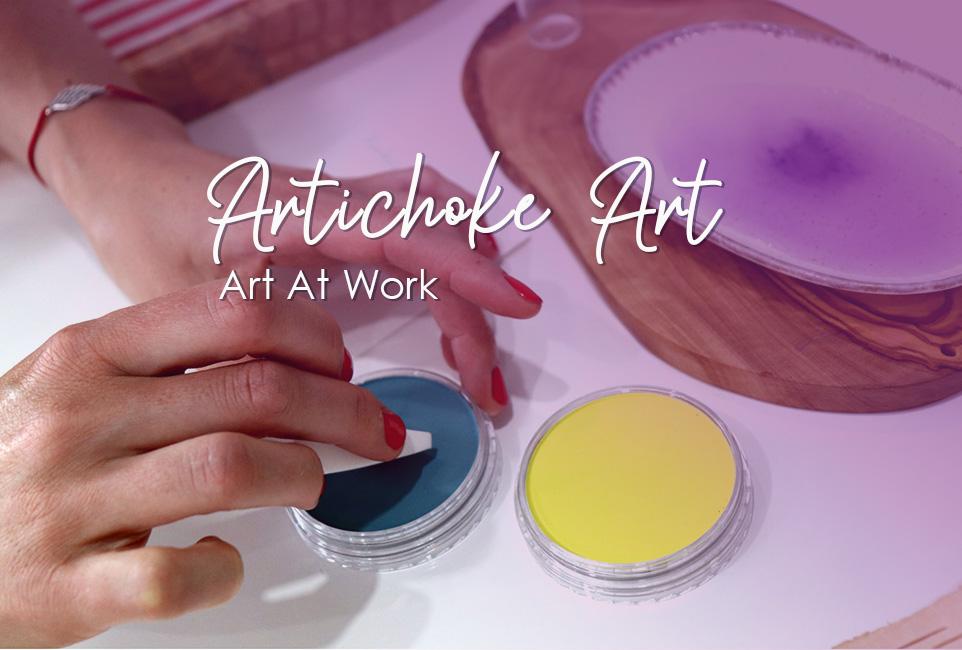 Artichoke Art