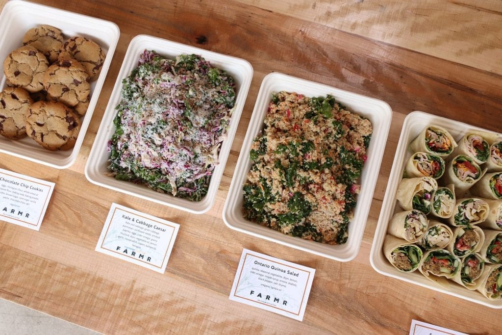 Farm'r Catering   Fresh & Healthy Catering For Corporate Meetings