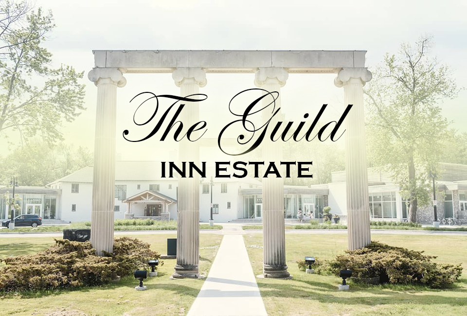 The Guild Inn Estate | 1000-Person Event Space Overlooking the Scarborough Bluffs
