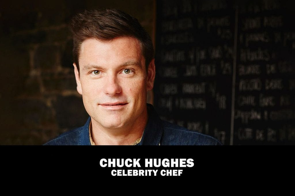 Meet Chuck Hughes - Bonding With Stars by Teambonders
