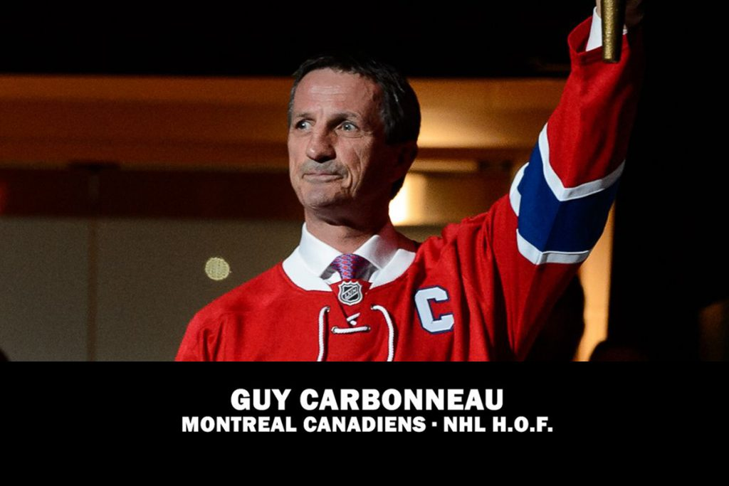 Meet Guy Carbonneau - Bonding With Stars by Teambonders