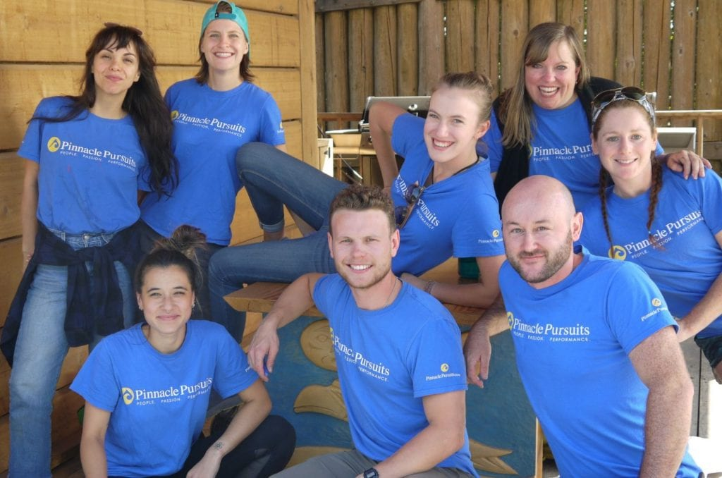 Pinnacle Pursuits | Experiential Team Building & Skill Development