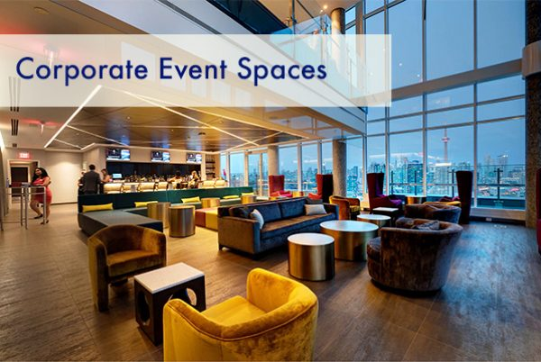 Corporate Event Spaces