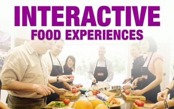 Interactive Food Experiences