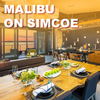 Malibu on Simcoe