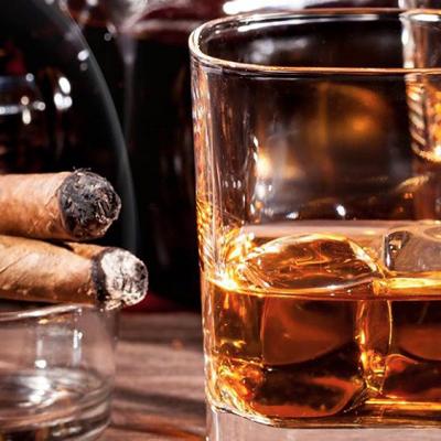 cigars n' scotch tasting